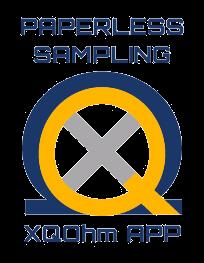 XQOhm Logo + tagline - transparent